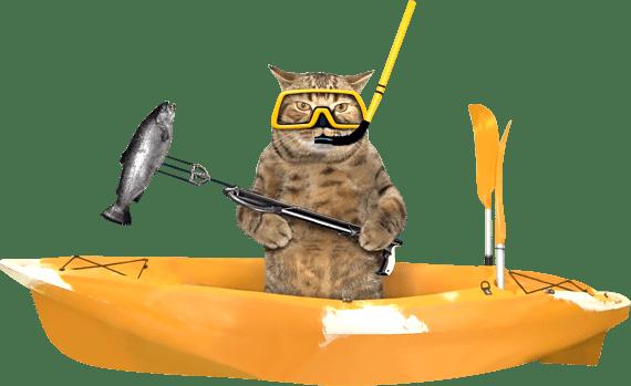 Рыбацкий юмор