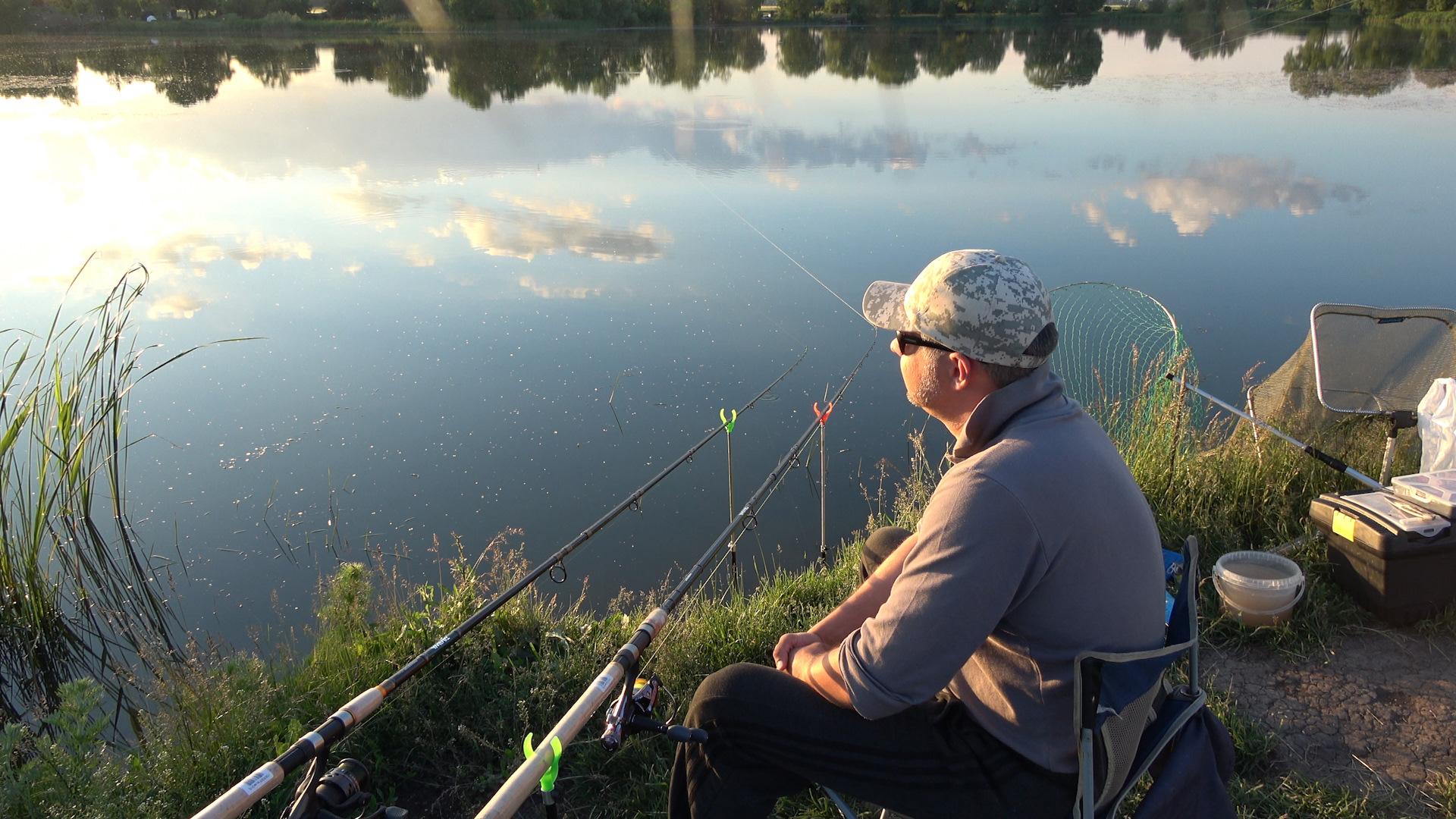 Рыбалка на Астраханских водоемах