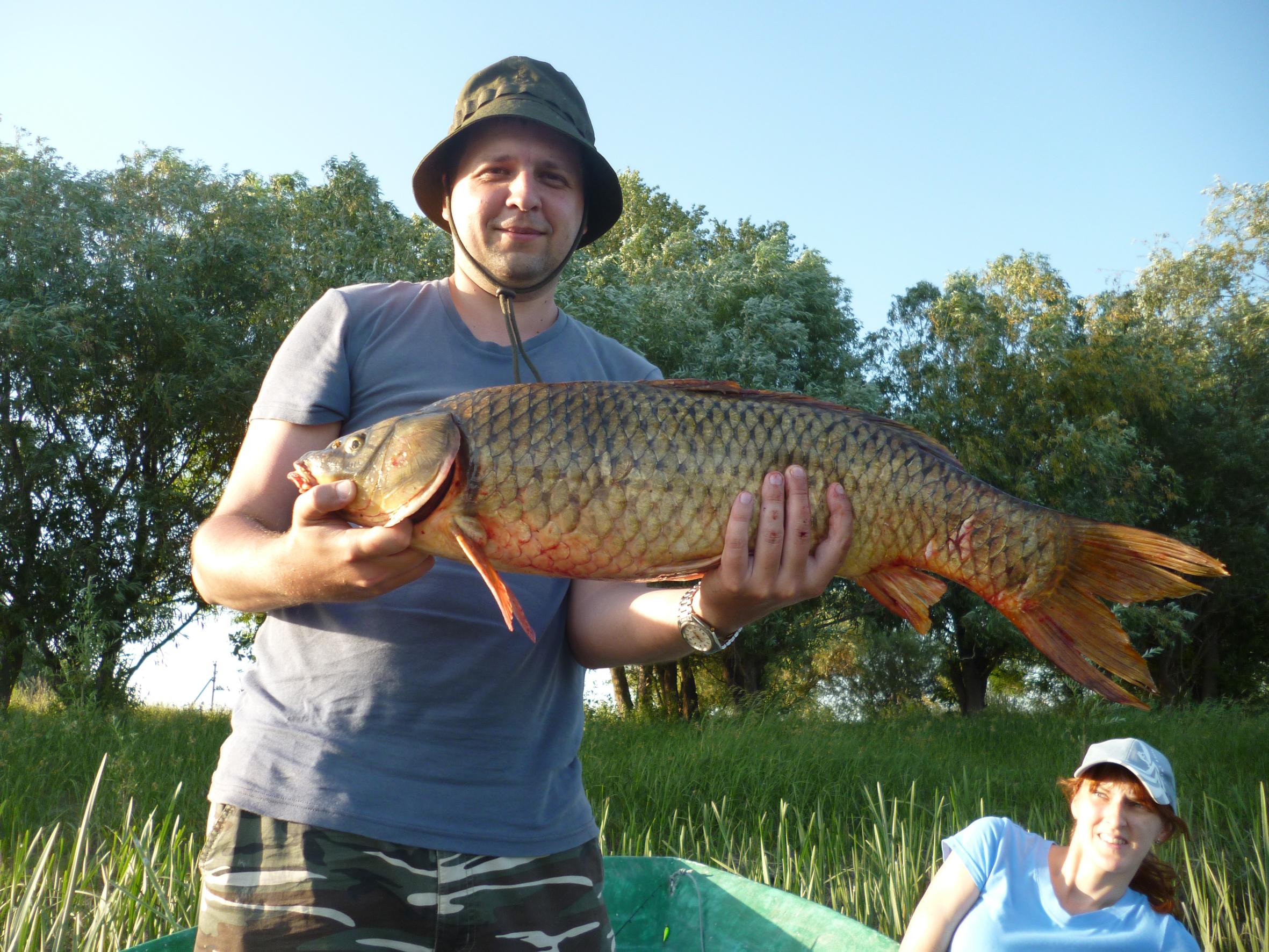 Рыбалка Сазанья Бухта