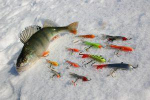 Балансиры для рыбалки
