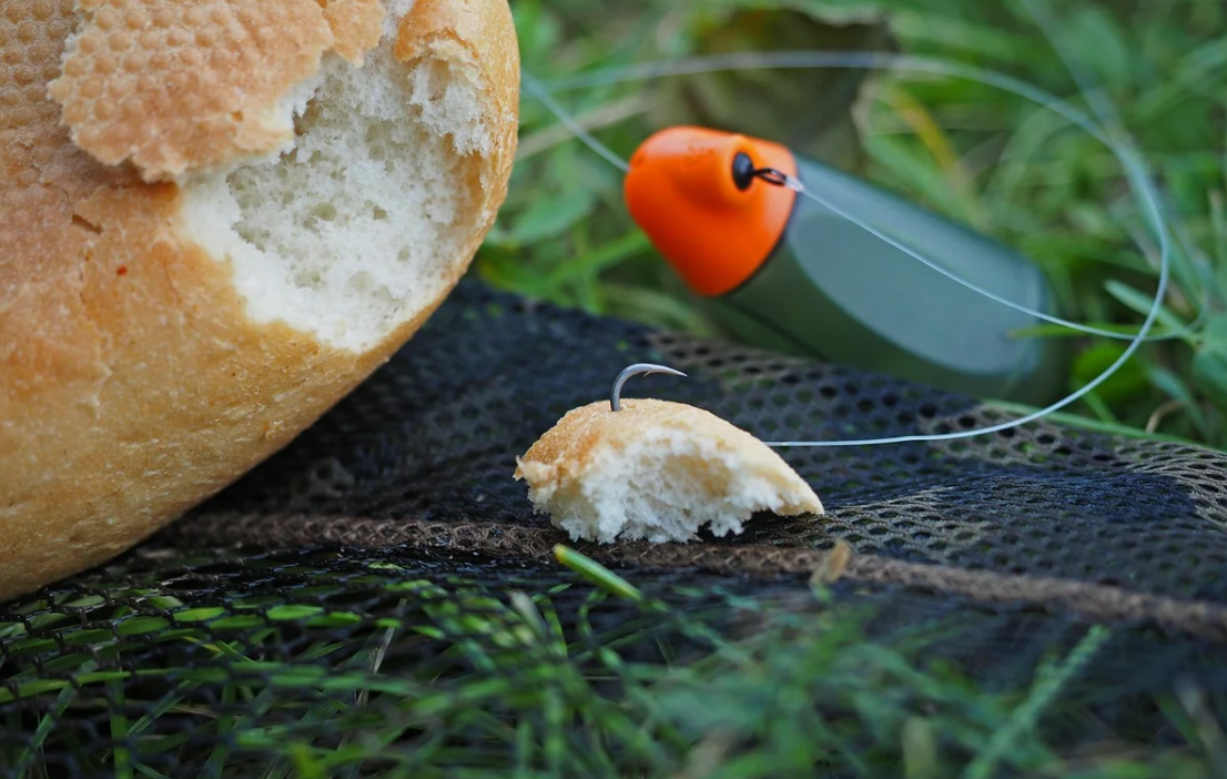 Хлеб для рыбалки