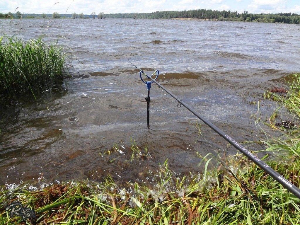 Ветер при рыбалке