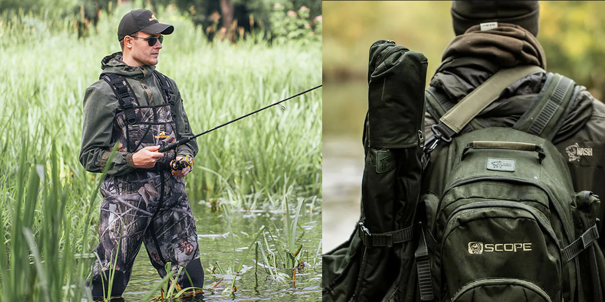Одежда рыбаков