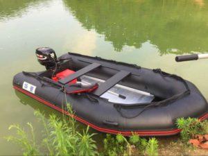 Лодка для рыбалки из ПВХ