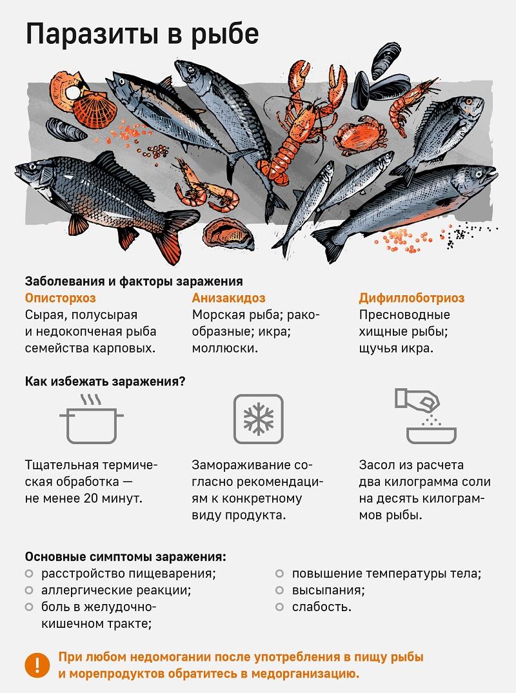 Чем опасна рыба в инструкции