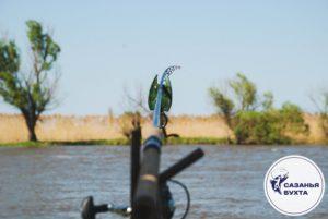 Рыбалка на астраханских раскатах