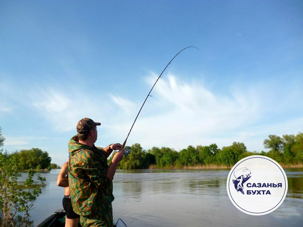 Рыбак на раскатах