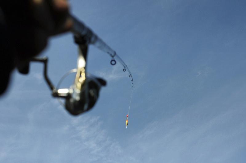 Рыбалка болонской удочкой