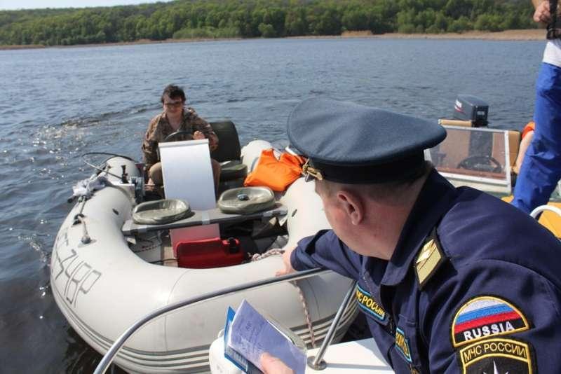 МЧС и регистрация лодки
