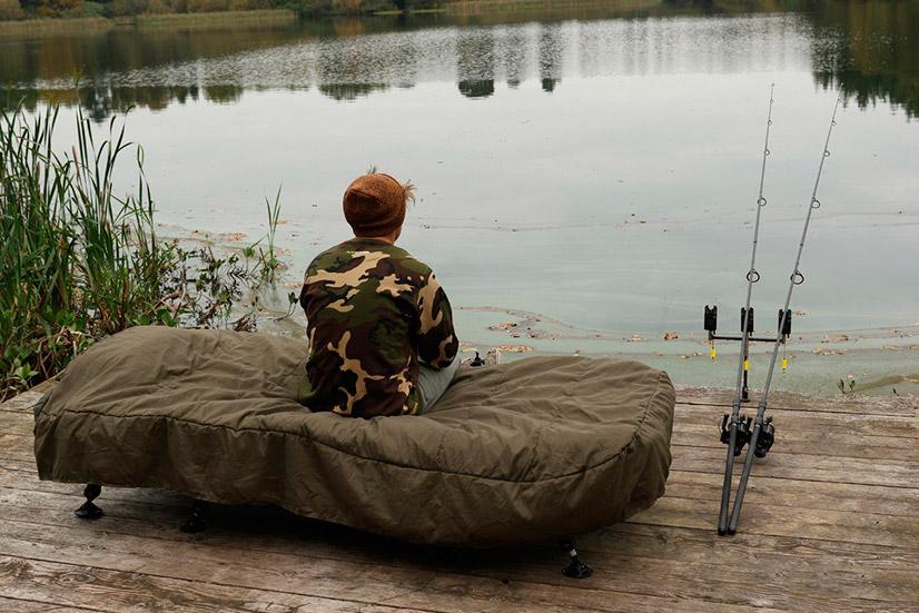 Спальный мешок рыболовный