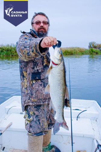 Рыбалка на жереха осенью