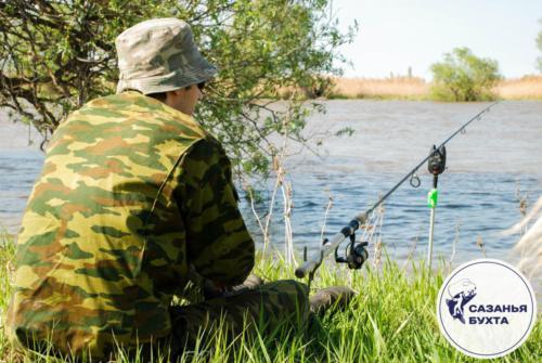 Рыбалка весной на раскатах