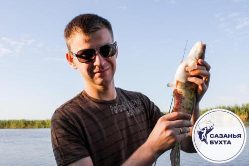 Рыбалка на сомов летом