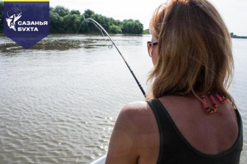 Рыбалка в дельте Волги летом