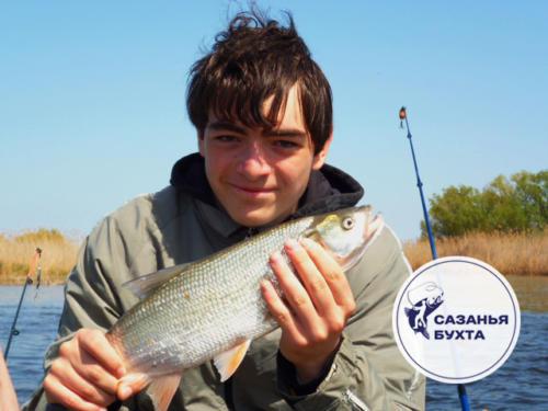 Рыбалка на жерехов