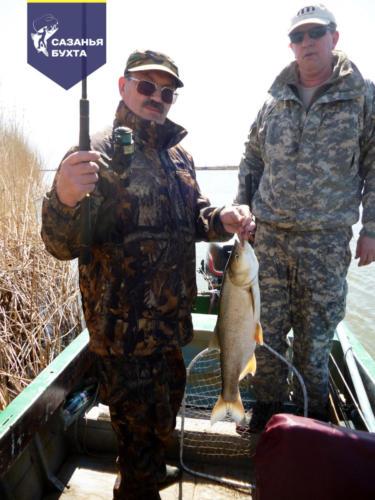Осенняя рыбалка на жереха