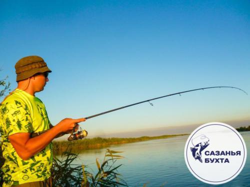 Рыбалка на спиннинг летом