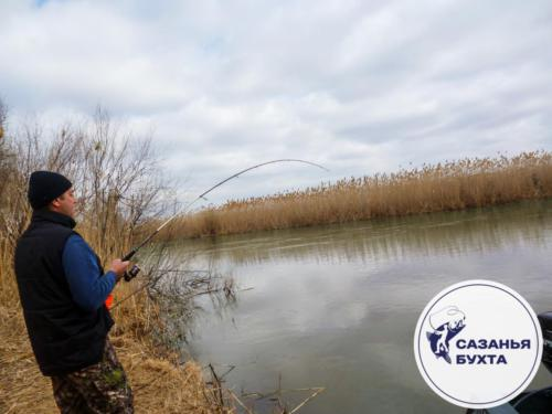 Рыбалка осенью на раскатах