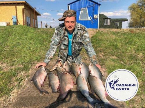 Рыбалка на жереха весной