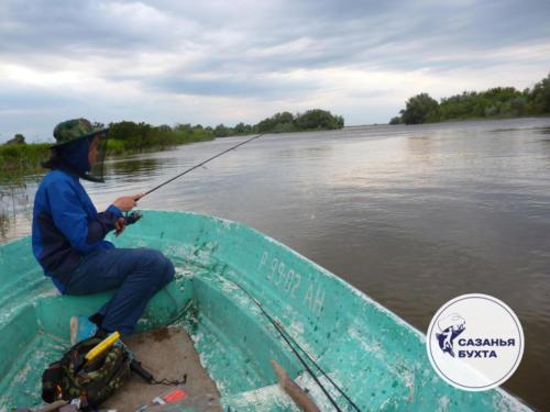Рыбалка на раскатах