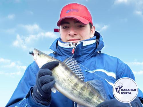 Весенняя рыбалка на судака