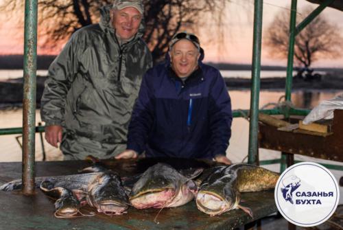 Рыбалка на сомов